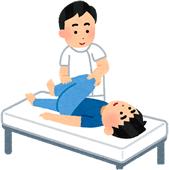 横浜市港南区交通事故むち打ち治療の得意施術3
